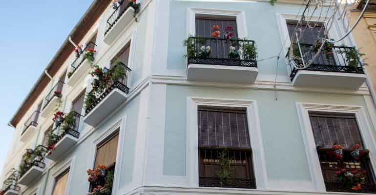 Empresa de rehabilitación en Granada
